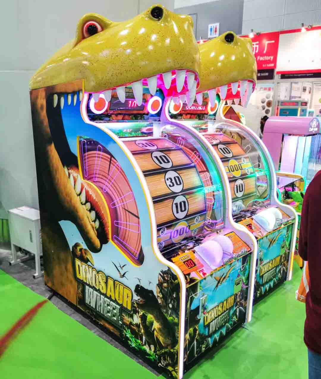 Big ICE Ball FX Alley Roller Machine